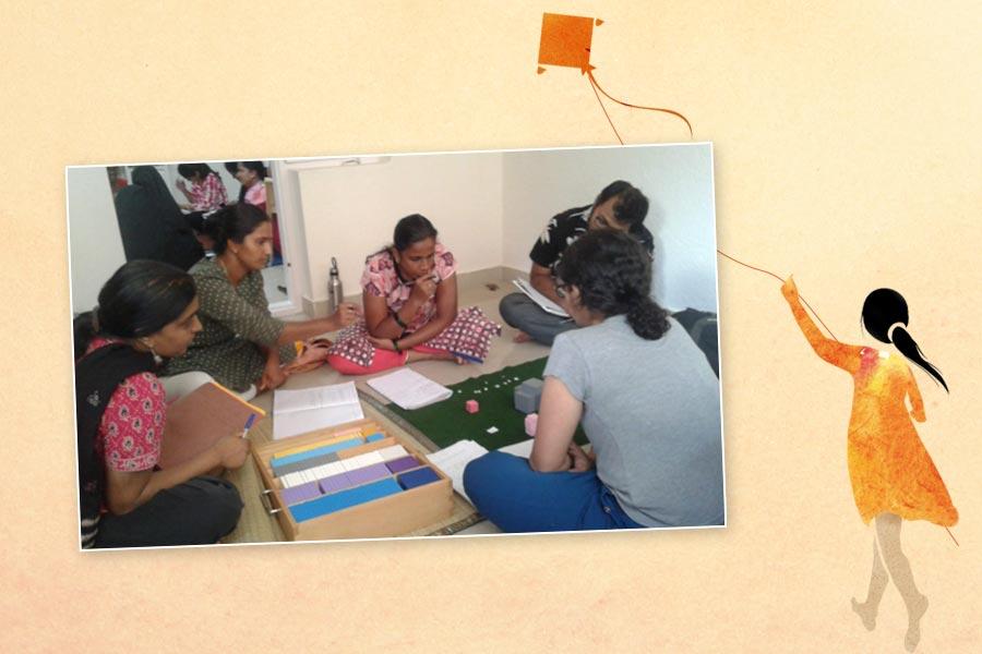 Montessori Elementary Training Course